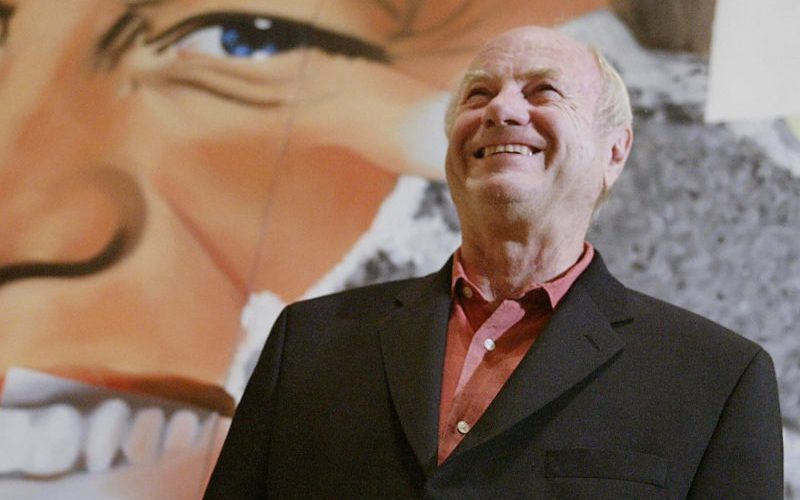 james-rosenquist-overleden